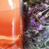 Lavender_vinegar_before_after