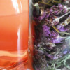 Lavender_vinegar_before_after