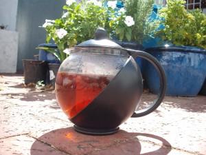 solar tea